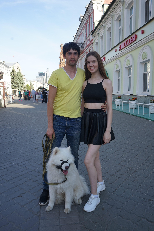 Airat and Zhenya
